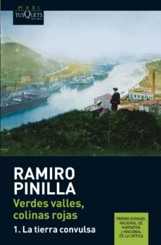 Descarga gratuita de libros electrónicos populares VERDES VALLES, COLINAS ROJAS 1: LA TIERRA CONVULSA in Spanish