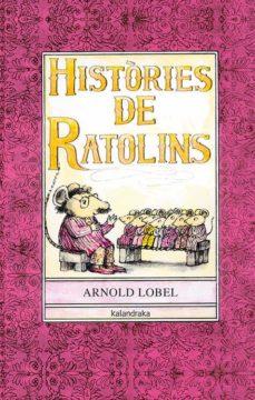 histories de ratolins (llibres per somiar)-arnold lobel-9788484645801
