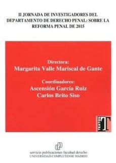 Chapultepecuno.mx Ii Jornada De Investigadores Del Departamento De Derecho Penal: Sobre La Reforma Penal De 2015 Image