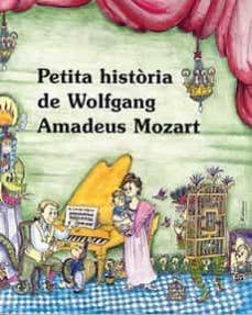 Cdaea.es Petita Historia De W.a. Mozart Image