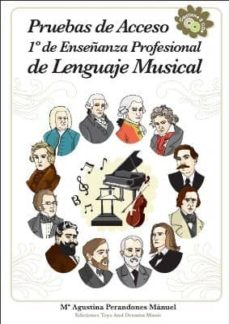 Relaismarechiaro.it Pruebas De Acceso 1º De Ensañanza Profesional De Lenguaje Musical Image