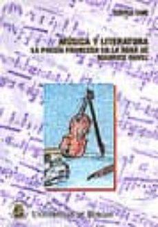 Descargar MUSICA Y LITERATURA: LA POESIA FRANCESA EN LA OBRA DE MAURICE RAV EL gratis pdf - leer online