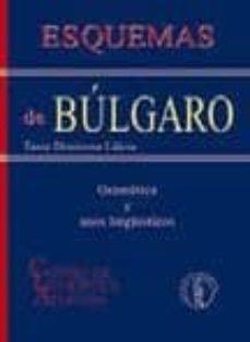 Libros electrónicos gratuitos para descargar en línea ESQUEMAS DE BULGARO: GRAMATICA Y USOS LINGUISTICOS ( 2ª ED.)