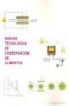 Descargar NUEVAS TECNOLOGIAS DE CONSERVACION DE ALIMENTOS gratis pdf - leer online