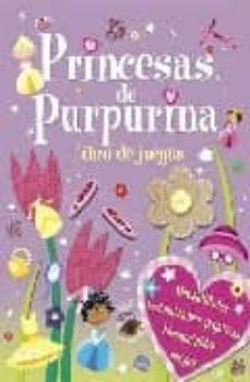 Padella.mx Princesas De Purpurina: Libros De Juegos Image