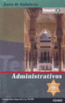 Bressoamisuradi.it Administrativos De La Junta De Andalucia: Temario 1 Image