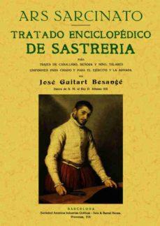 Amazon libros electrónicos gratis para descargar a kindle TRATADO ENCICLOPEDICO DE SASTRERIA (ED. FACSIMIL) MOBI RTF (Spanish Edition) de JOSE GUITART BESANGE