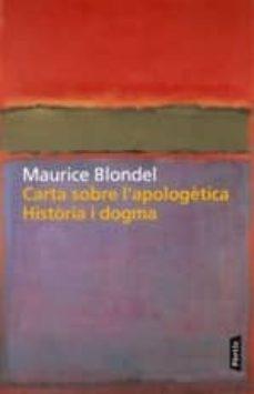 Titantitan.mx Carta Sobre L Apologetica. Historia I Dogma Image