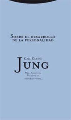obras completas c.g. jung - vol 17: sobre el desarrollo de la per sonalidad-carl gustav jung-9788498791501