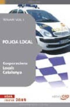 Padella.mx Policia Local Temari Vol:i Image