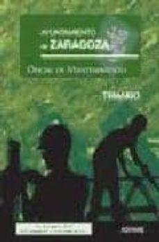temario oficial de mantenimiento del ayuntamiento de zaragoza-9788499436401
