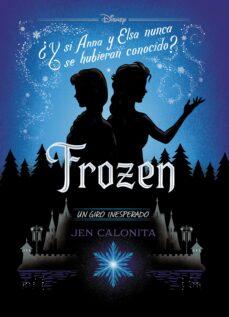 Relaismarechiaro.it Frozen. Un Giro Inesperado:narrativa Image