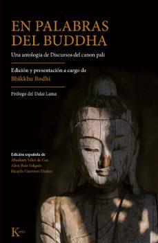 Descargar EN PALABRAS DEL BUDDHA gratis pdf - leer online