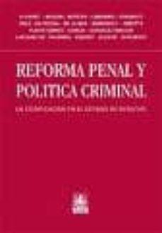 Permacultivo.es Reforma Penal Y Politica Criminal: La Codificacion En El Estado De Derecho Image