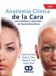 Ibooks libros de texto biología descargar ANATOMIA CLINICA DE LA CARA PARA RELLENO E INYECCION DE TOXINA BOTULINICA + E-BOOK