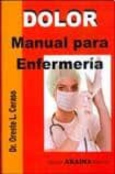 Encuentroelemadrid.es Dolor: Manual De Enfermeria Image
