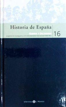 Padella.mx Historia De España. Guerra Y Dictadura 16 Image