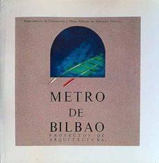 METRO DE BILBAO - VVAA | Adahalicante.org
