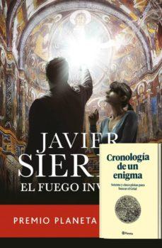 Buscar libros de audio descarga gratuita PACK VERANO EL FUEGO INVISIBLE RTF MOBI CHM de JAVIER SIERRA
