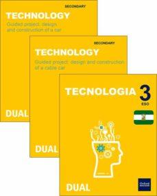 Ironbikepuglia.it Inicia Dual Tecnología 3.º Eso Programa Bilingüe Andalucía. Pack Alumno Image