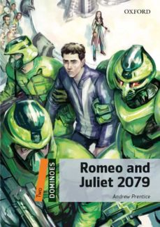 Libros de google para descargar android DOMINOES 2. ROMEO AND JULIET MP3 PACK iBook MOBI RTF 9780194607711