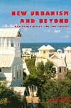 NEW URBANISM AND BEYOND - TIGRAN HAAS | Adahalicante.org