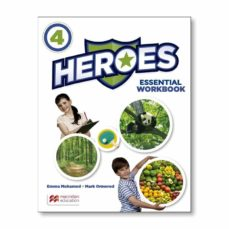 Descargar libros de texto gratuitos en línea pdf HEROES 4 ACTIVITY BOOK PACK ESSENTIALS (Spanish Edition) 9781380040411 de
