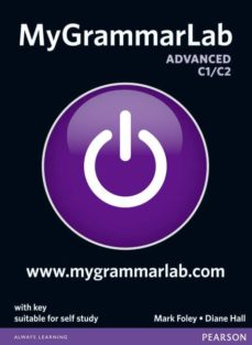 Descarga gratuita de ipod de libros. MYGRAMMARLAB ADVANCED C1/C2 WITH KEY AND MYLAB PACK PDB ePub de  9781408299111 in Spanish