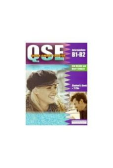 Descargar formato ebook pdf QSE B1-B2 STUDENT S BOOK+CD1 & CD2 QUICK SMART ENGLISH B1-B2 (INTERMEDIATE)