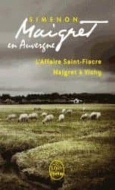 Descarga gratuita de libros electrónicos de rapidshare MAIGRET EN AUVERGNE 9782253175711 in Spanish de GEORGES SIMENON