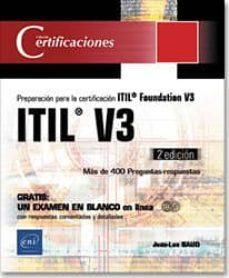 itil v3-9782409010811