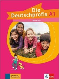 Descarga gratuita de libros de texto. DIE DEUTSCHPROFIS A1 UBUNGSBUCH 9783126764711 en español RTF FB2 ePub de