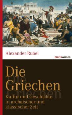 die griechen (ebook)-alexander rubel-9783843802611