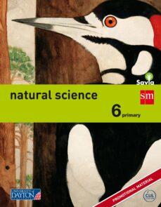 natural science 6º educacion primaria savia ed 2015-9788415743811