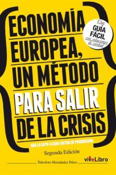 Chapultepecuno.mx Economia Europea, Un Metodo Para Salir De La Crisis Image
