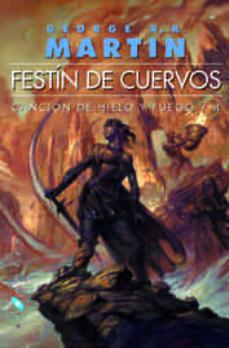festin de cuervos (ed. bolsillo omnium) (saga cancion de hielo y fuego 4)-george r.r. martin-9788416035311