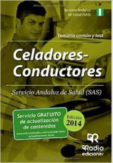 Viamistica.es Celador-conductor Del Sas. Temario Común Y Test. Image