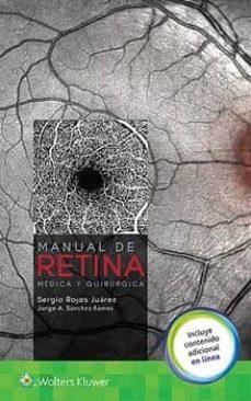 Descargar google book como pdf mac MANUAL DE RETINA MÉDICA Y QUIRÚRGICA iBook FB2 9788416781911