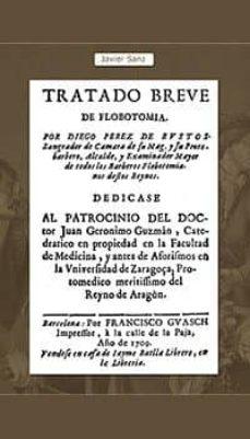 Elmonolitodigital.es Tratado Breve De Flobotomia (Ed. Facsimil) Image