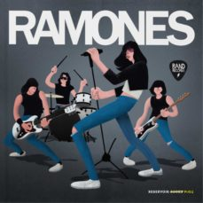ramones (band records) (ebook)-joe padilla-soledad romero-9788417125011