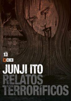 Permacultivo.es Junji Ito: Relatos Terroríficos Núm. 13 Image