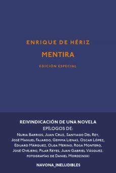 Descarga libros gratis para ipods MENTIRA