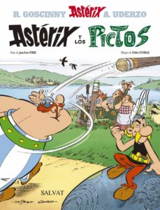 asterix 35: asterix y los pictos-rene goscinny-jean yves ferri-9788421679111