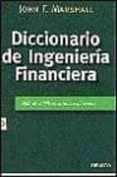 Inmaswan.es Diccionario De Ingenieria Financiera: Mas De 2000 Terminos Explci Ados Image