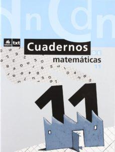 Cdaea.es Cuaderno De Matematicas 11 Image