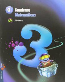 matemáticas 4º educacion primaria cuaderno 3 proyecto superpixepo lis-9788426396211