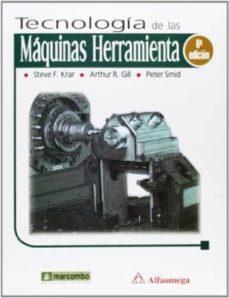 tecnología de las maquinas herramienta (6ª ed.)-9788426714411