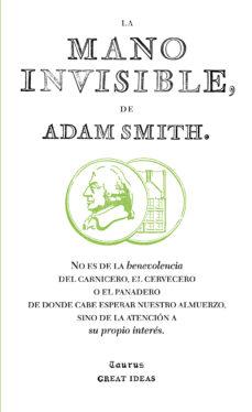 Inmaswan.es La Mano Invisible (Great Ideas) Image