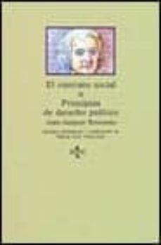 Colorroad.es El Contrato Social O Principios De Derecho Politico (4ª Ed.) Image