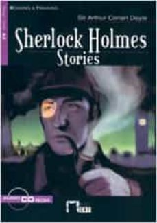 Libros de audio gratis para descargar en iPod SHERLOCK HOLMES STORIES (BOOK + CD-ROM) 9788431609511
